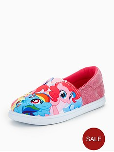 my-little-pony-glitter-canvas-shoe