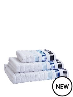 catherine-lansfield-2-pack-garrett-stripe-bath-sheet