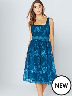 little-mistress-little-mistress-teal-embroidered-midi-dress