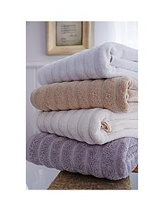 bianca-cottonsoft-ribbed-towel-range