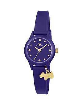 radley-radley-watch-it-blue-dial-silicone-strap-dog-charm-ladies-watch