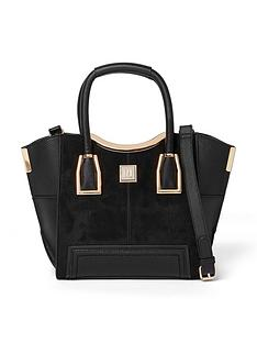 river-island-mini-winged-metal-detail-tote