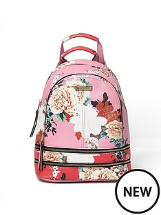river-island-river-island-floral-printed-backpack