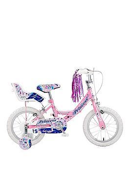 Concept Princess Girls Bike 10 Inch Frame