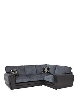 Very Bardot Right-Hand Double Arm Standard Back Corner Group Sofa Picture