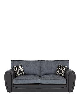Very Bardot 3-Seater Standard Back Sofa Picture