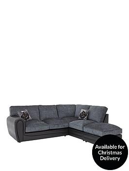 monico-right-hand-single-arm-standard-back-corner-chaise-sofa-footstool