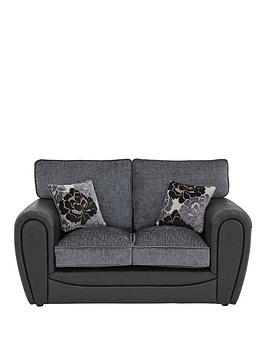 Very Monico 2 Seater Standard Back Sofa Picture