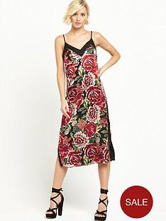 river-island-floral-midi-dress