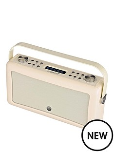 view-quest-hepburn-mkii-dab-radio-amp-bluetooth-wireless-speaker-cream