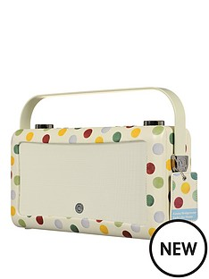 view-quest-hepburn-mkii-dab-radio-amp-bluetooth-wireless-speaker-emma-bridgewater-polka-dot