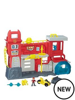 star-wars-playskool-heroes-transformers-rescue-bots-griffin-rock-firehouse-headquarters