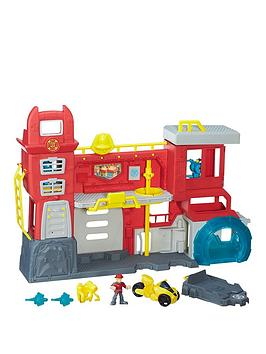 transformers-rescue-bots-griffin-rock-firehouse-headquarters