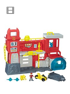 transformers-rescue-bots-playskool-heroes-transformers-rescue-bots-griffin-rock-firehouse-headquarters