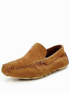 ugg-henrick-stripe-perf-leather-loafer