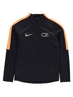 nike-youth-cr7-14-zip-dry-dril-top