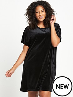 alice-you-velvet-tunic-black