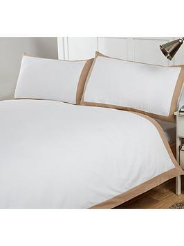 silentnight-300-thread-count-egyptian-cotton-contrast-trim-duvet-cover-set