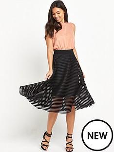 ax-paris-2-in-1-midi-dress-blacknude