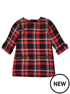river-island-mini-girls-red-check-shift-dress