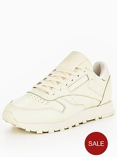 reebok-cl-leather-pastels-yellownbsp