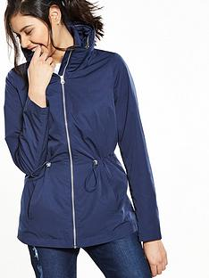 v-by-very-funnel-neck-concealed-hood-jacket-navy