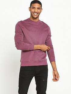 river-island-carbonised-crew-neck-sweat