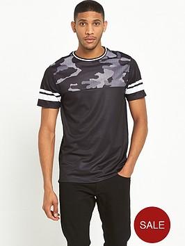 river-island-mesh-camo-panel-tshirt