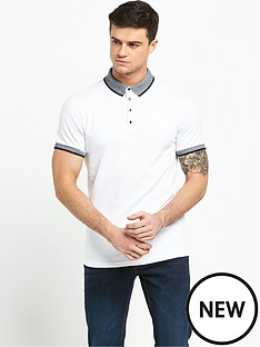 river-island-slim-fit-polo