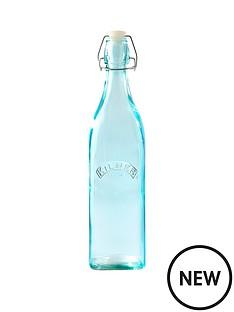 kilner-kilner-3-piece-1-litre-bottle-set-blue
