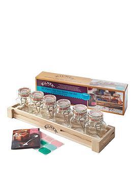 kilner-20-piece-spice-jar-gift-set