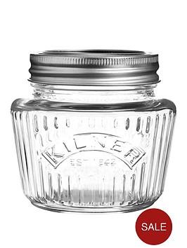 kilner-kilner-set-of-4-025litre-vintage-preserve-jar