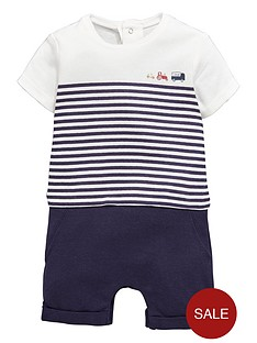 mamas-papas-baby-boys-mock-romper-suit