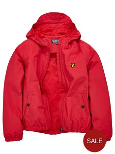 lyle-scott-hooded-windbreaker