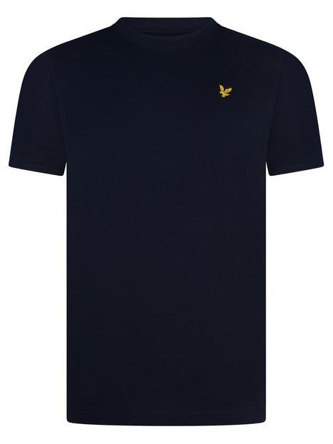 lyle-scott-boys-classic-short-sleeve-t-shirt-navy