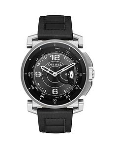 diesel-on-dzt1000-black-dial-black-silicone-strap-smart-watch