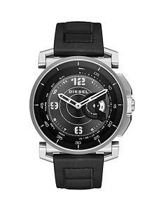 diesel-on-dzt1000-black-dial-black-silicone-strap-smart-watch