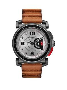 diesel-diesel-on-dzt1002-silver-dial-tan-strap-smart-watch