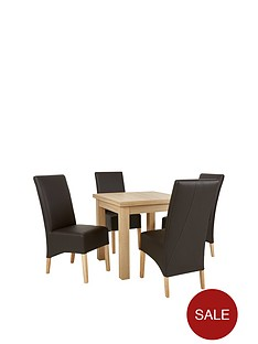 square-to-rectangle-80-160cm-extending-dining-table-4-eternity-chairs