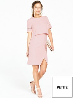 v-by-very-petite-petite-trim-detail-2-in-1-dress--nbspblush
