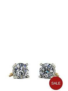 moissanite-moissanite-9ct-gold-2ct-total-eq-65mm-earrings