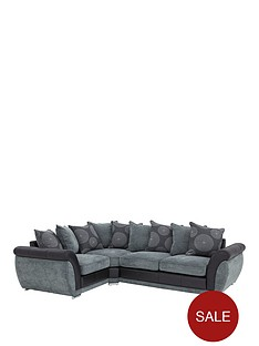 danube-fabric-and-faux-leather-left-hand-corner-group-scatter-back-sofa