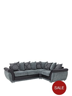 danube-fabric-and-fauxnbspleather-right-hand-corner-group-scatter-back-sofa