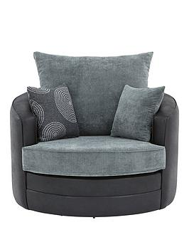 Very Danube Swivel Chair Picture