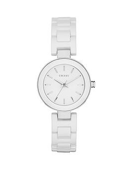 dkny-dkny-stanhope-white-ceramic-bracelet-ladies-watch