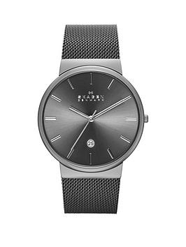 skagen-ancher-black-dial-mens-watch