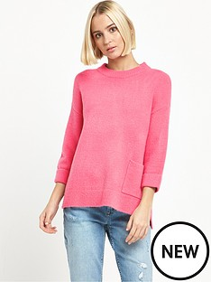 river-island-cropped-pocket-jumper