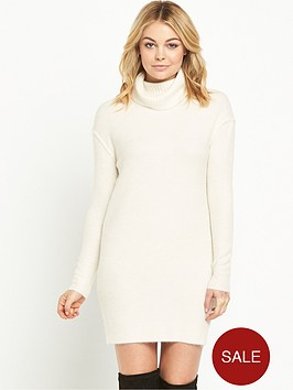 river-island-cowl-neck-jumper-dress