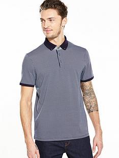 ted-baker-geo-print-polo-shirt