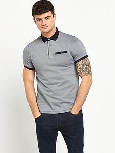 ted-baker-jacquard-polo-shirt
